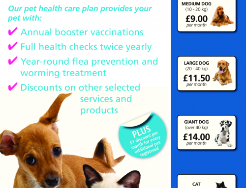 Healthy Pet Club Offer